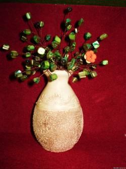 """композиция  """"Весна """" - Архив работ - Архив работ - Сайт авторских украшений - Бусинка."""